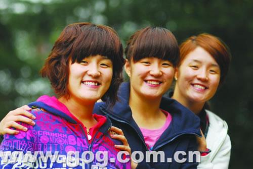 中国梦想秀高个女孩