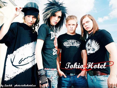 德国双胞胎摇滚乐队红遍全世界