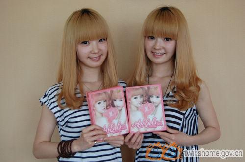 天使组合首张专辑主打青春 《快乐天使》演绎双生精彩