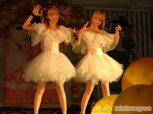 天使组合专辑首发签售会