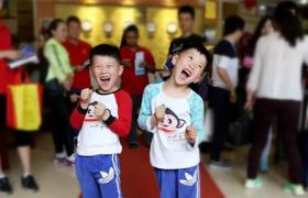 Within a day of seen twins all one's life seen before at Mojiang Twins Fesitval